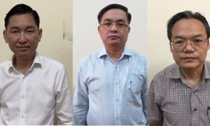 Khởi tố ông Trần Vĩnh Tuyến cùng 4 bị can liên quan vụ án xảy ra tại Sagri