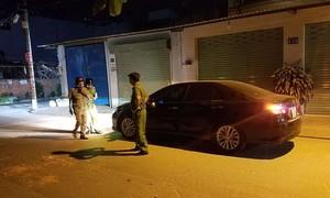 Điều tra vụ nhóm thanh niên dùng gạch đá, đập phá ô tô ở Sài Gòn