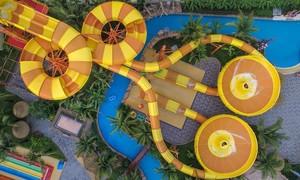 """""""Khuấy đảo"""" mùa hè với trò chơi nước siêu hoành tráng tại VinWonders"""