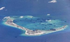Mỹ chính thức bác yêu sách chủ quyền của Trung Quốc trên Biển Đông