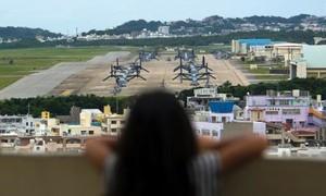 Mỹ phong tỏa hai căn cứ ở Nhật nhằm ngăn dịch nCoV