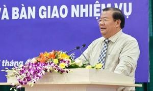 Phân công người phụ trách việc của Chủ tịch UBND tỉnh Quảng Ngãi