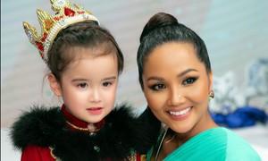 Hoa hậu H'Hen Niê hoá thân thành công chúa Jasmine