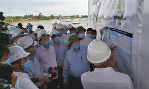 Tuyến cao tốc Trung Lương - Mỹ Thuận hoàn thành vào năm 2021