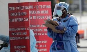 Hơn 12 triệu ca nhiễm, trên 547.000 người chết vì Covid-19