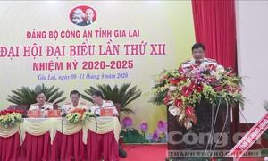 Khai mạc Đại hội đại biểu Đảng bộ Công an tỉnh Gia Lai