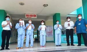 4 bệnh nhân mắc COVID-19 ở Đà Nẵng khỏi bệnh, xuất viện