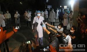 Dỡ phong toả Bệnh viện Chỉnh hình phục hồi chức năng Đà Nẵng