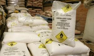 Sau vụ nổ ở Li Băng: Cảng Anh hủy kế hoạch trữ 5.000 tấn ammonium nitrate