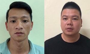 Dùng xe Mercedes chở 10 người Trung Quốc vượt biên