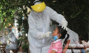 Thêm 18 ca mắc COVID-19, gồm 1 người Trung Quốc nhập cảnh trái phép tại TPHCM