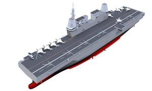 Hàn Quốc lên kế hoạch đóng tàu sân bay đầu tiên
