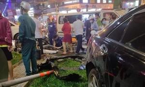 Tình hình thương tích các nạn nhân vụ tai nạn liên hoàn