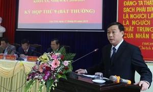 Chủ tịch TP Yên Bái qua đời nghi đột quỵ sau khi dùng bữa ăn trưa