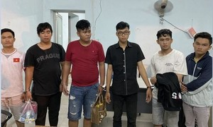 Công an TPHCM tìm bị hại của 18 vụ cướp tài sản do 1 băng nhóm gây ra