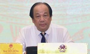 Sớm soạn thảo chỉ thị mới của Thủ tướng để đảm bảo thực hiện mục tiêu kép