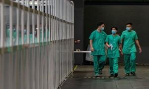 Trung Quốc lần đầu gửi đội xét nghiệm Covid-19 đến Hong Kong
