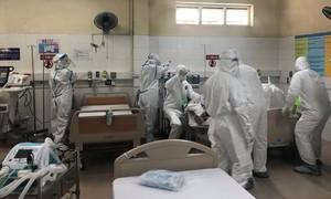 Bệnh nhân nhiễm Covid-19 thứ 8 tử vong bị suy thận, suy tim cấp
