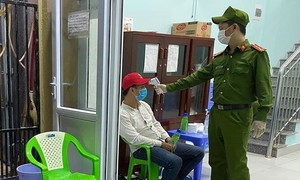 Đối tượng trốn khỏi khu cách ly ở Quảng Nam đã ra trình diện