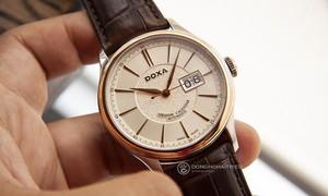 Những tuyệt tác đồng hồ vàng 18k nguyên khối gây sốt