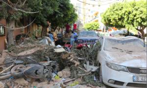 Người dân Beirut sau vụ nổ: Không có nơi nào để đi
