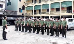 Văn phòng Bộ Công an chi viện lực lượng cho Đà Nẵng chống dịch