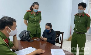 Hai phụ nữ làm giả sổ đỏ lừa đảo chiếm đoạt nhiều tỷ đồng