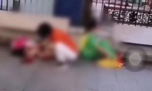 Đâm dao tại trường mẫu giáo Trung Quốc, 5 trẻ em bị thương