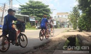 Vụ người dân lọt cống thoát nước tại Đồng Nai: Hệ thống cống thoát nước rất mất an toàn