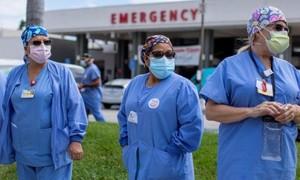 Số người chết vì Covid-19 ở Mỹ vượt mốc 200.000 người