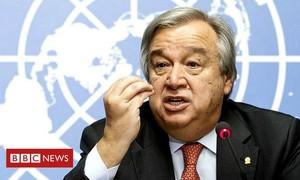 """Tổng thư ký LHQ kêu gọi Thế giới chống lại cuộc """"Chiến tranh Lạnh mới"""""""