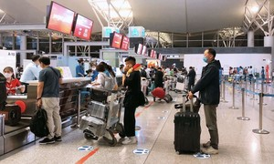 Vietjet thực hiện những chuyến bay thương mại đầu tiên tới Hàn Quốc