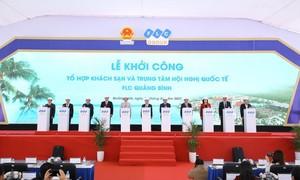 Khởi công dự án du lịch 20.000 tỷ đồng ở Quảng Bình
