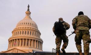 Nước Mỹ với nỗi lo bạo động vũ trang trước thềm lễ nhậm chức của Biden