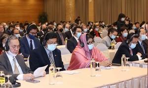 Mời Đoàn Ngoại giao, đại diện các tổ chức quốc tế tại Việt Nam dự khai mạc và bế mạc Đại hội XIII của Đảng