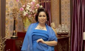 NSND Hồng Vân gợi cảm sau giảm cân cho vai diễn mới