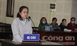 Nữ nhân viên bán dầu ăn lừa đảo 1,7 tỷ đồng