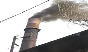 Công ty giấy trong KCN Biên Hoà 1 xả thải gây ô nhiễm môi trường