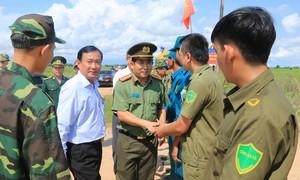 Chỉ định Giám đốc Công an tỉnh An Giang tham gia Ban Thường vụ Tỉnh ủy