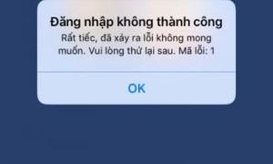 Facebook bị lỗi 'phiên bản hết hạn' trên toàn thế giới