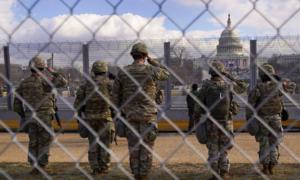 Hơn 150 lính Vệ binh Mỹ giữ an ninh lễ nhậm chức dương tính Covid-19