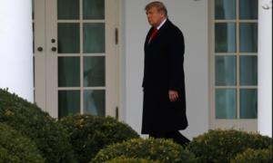 Thượng viện Mỹ dời phiên luận tội Trump đến đầu tháng 2