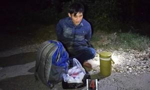 Công an xã chặn đứng kẻ buôn ma túy từ Sài Gòn về Quảng Ngãi