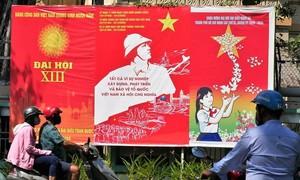Thành phố Hồ Chí Minh hướng về Đại hội XIII của Đảng