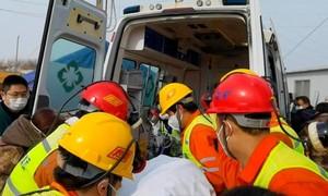 Giải cứu thành công 7 thợ mỏ mắc kẹt hai tuần dưới độ sâu 600m