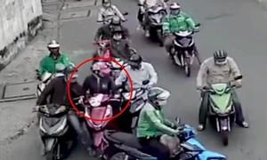 Truy bắt băng nhóm dàn cảnh cướp tài sản ngay trên đường
