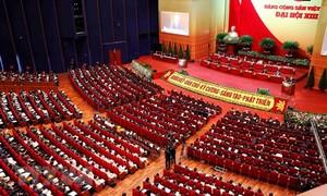 Đại hội XIII của Đảng: Hôm nay báo cáo công tác nhân sự