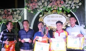 Tổ chức giải bóng đá từ thiện hướng về người nghèo ĐBSCL