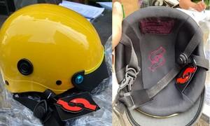 Phát hiện hơn 4.000 mũ bảo hiểm giả nhãn hiệu Nón Sơn