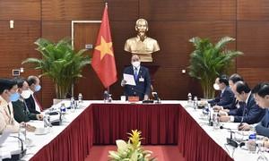Thủ tướng họp khẩn về hai ca COVID-19 lây nhiễm trong cộng đồng